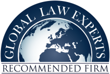 Global Law Experts Recomended Law Firm