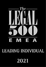 Radu Pavel Romanian Lawyer Leading Individual 2021